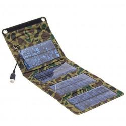 Panneau solaire portable 7W 5V